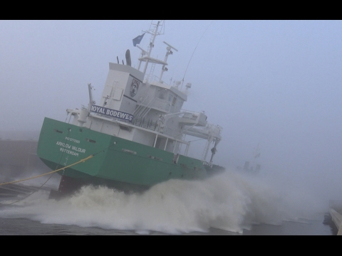 ARKLOW VALOUR | spektakulärer Stapellauf | ROYAL BODEWES Hoogezand | 4K-Qualitäts-Video