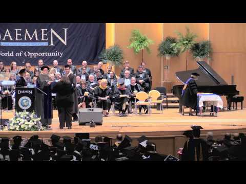 2015 Undergraduate Ceremony