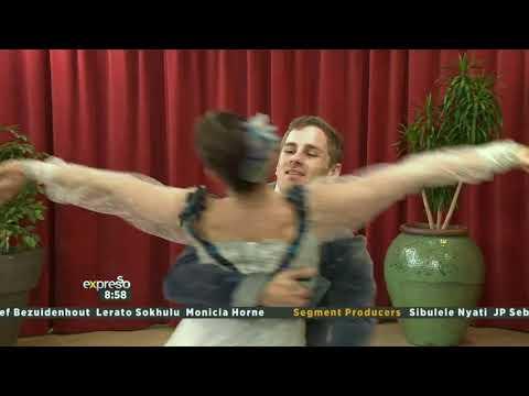 Cape Town City Ballet Performs Live