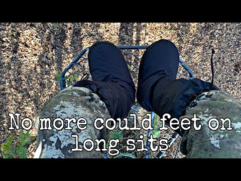How To Keep Your Feet Warm Hunt Longer No More Cold Feet!