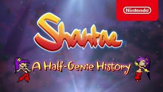 Shantae Series: A Half-Genie History - Nintendo Switch