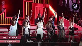Don't Stop Me Now - Canción Grupal (Gala 7) OT 2018 [Audio de Estudio]