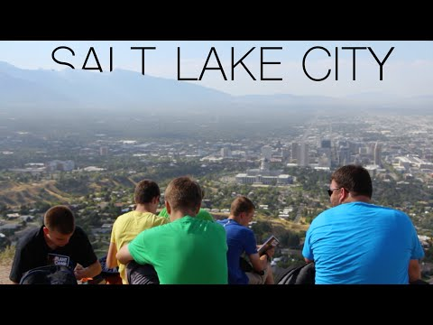 Salt Lake City, Utah - Missions Trip - Grace Gospel Church
