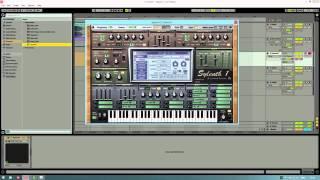Создание непрерывных лупов в Ableton Live 9