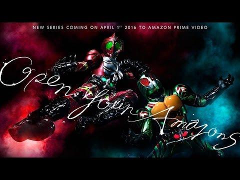 [Full] Armour Zone (Instrumental) - Kamen Rider Amazons