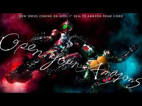 [Full] Armour Zone (Instrumental) - Kamen Rider Amazons
