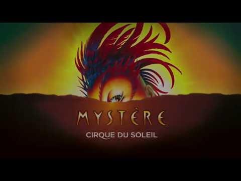 Mystère™ by Cirque du Soleil®| Barrhead Travel