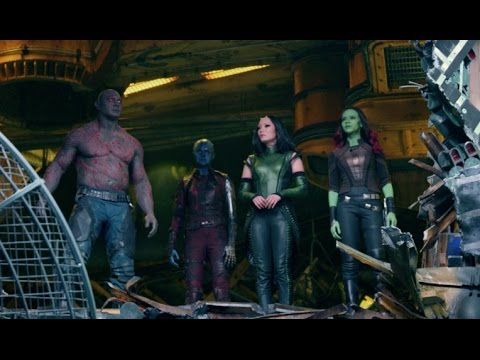 Guardians of the Galaxy Vol. 2: Behind the Scenes Interviews & Movie Broll