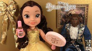 La Belle et la Bête 2017 Poupée et Maquillage des Princesses Disney