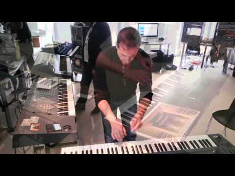Synthfest 2016 performance (medley Art Of Noise)