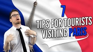 7 tips for tourists visiting Paris (with Paul Taylor)