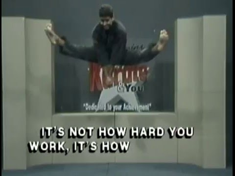 Karate You Quote Of The Week Its Not How Hard You Work Its