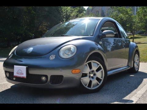 Авто обзор Фольксваген битл 2002, Volkswagen Beetle Turbo S, автообзор битл турбо С