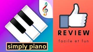 Simply piano app comment jouer du piano by joytunes