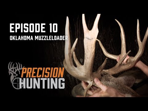 Precision Hunting TV - Episode 10 - Oklahoma Muzzleloader Whitetails