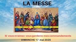 DIMANCHE 17 MAI, 'SI VOUS M'AIMEZ...'