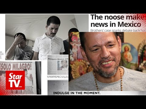 Mexicans pardoned from Malaysia death row return home