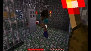 Minecraft | Kframas Efsanesi BÖLÜM 1 - HAPİSTEYİZ