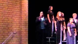 Riverside Poly High School Chamber Singers 2011 Fall Concert, Soloist David L.C.