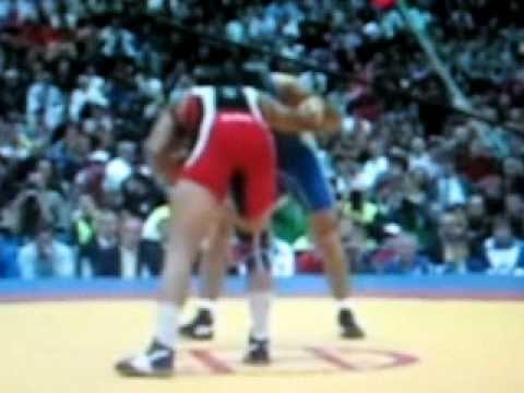 Sushil Kumar  vs Alan Gogayev World wrestling Championship