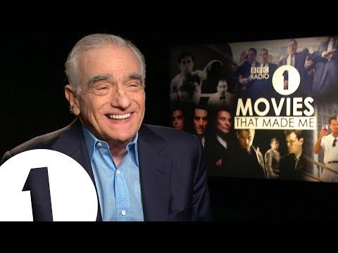 Martin Scorsese on comic book heroes, 'amusement park films' and The Irishman | *Strong Language*