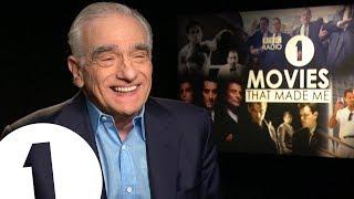 "Martin Scorsese on comic book heroes, ""amusement park films"" and The Irishman | *Strong Language*"