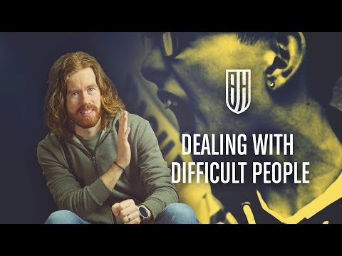 How Catholics Deal with Difficult People