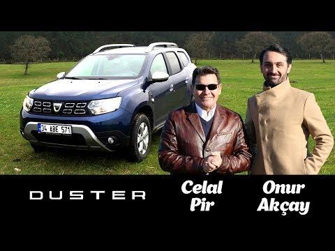 Dacia Duster 4x4 Testi - Celal Pir Ve Onur Akçay Anlatıyor!