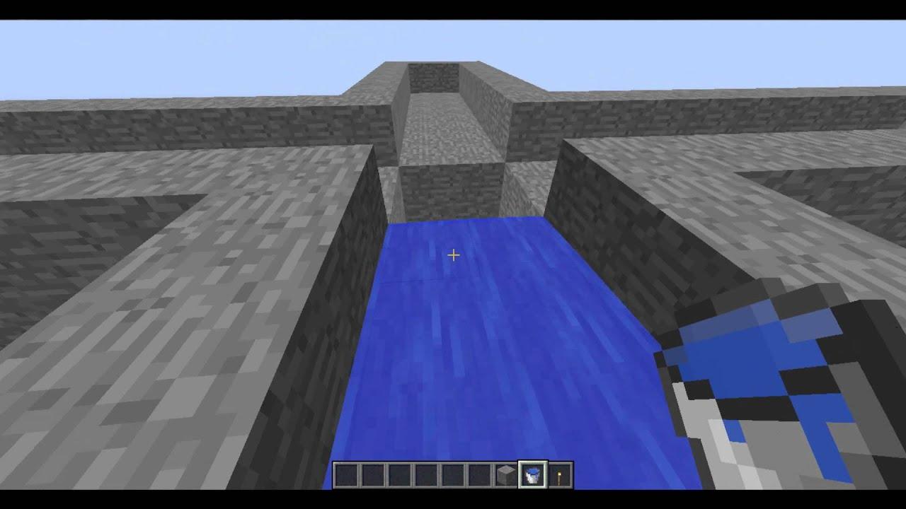 Construir Trampa De Mobs Granja De Experiencia 1 7 1 6 1 5 Tutorial 1 Minecraft Youtube