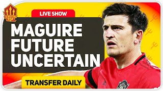 Harry Maguire Dropped? Sancho Transfer Forced! Man Utd Transfer News
