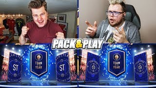 PIERWSZY TOTY PACK&PLAY!!! 🔥😱 FIFA 19