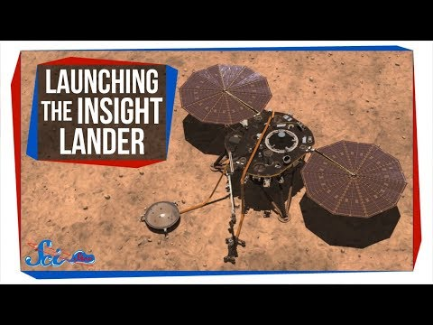 The InSight Lander Is Going to Mars! Here's Why: