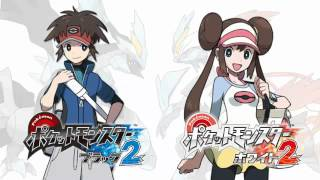 Pokemon Black & White 2 OST Route 23