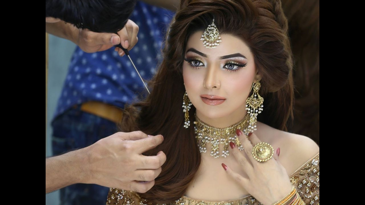 Stylish Bridal Pakistani Wedding Hair Styles Tips For Choosing