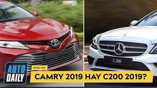 1,5 tỷ, chọn Toyota Camry 2.5Q 2019 nhập Thái hay Mercedes C200 2019 lắp ráp?  Autodaily.vn 