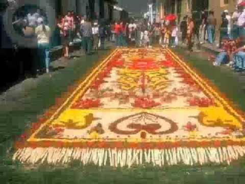 Corpus Christi Carpet Tapetes De Corpus Christi Youtube