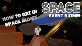 🌙HOW TO FIND SPACE EVENT BIOME!🌙 | Ghost Simulator | Roblox