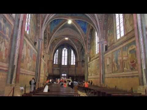Oratorium o św. Franciszku - Pieśń Anioła