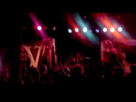 Veil of Maya - Pillars and We Bow In It's Aura LIVE! Great sound! All Stars Tour 2013 Minneapolis