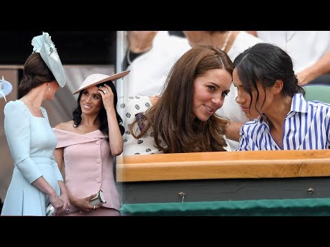 Duchess Kate has 'gone out of her way to be friendly to Meghan' since royal wedding