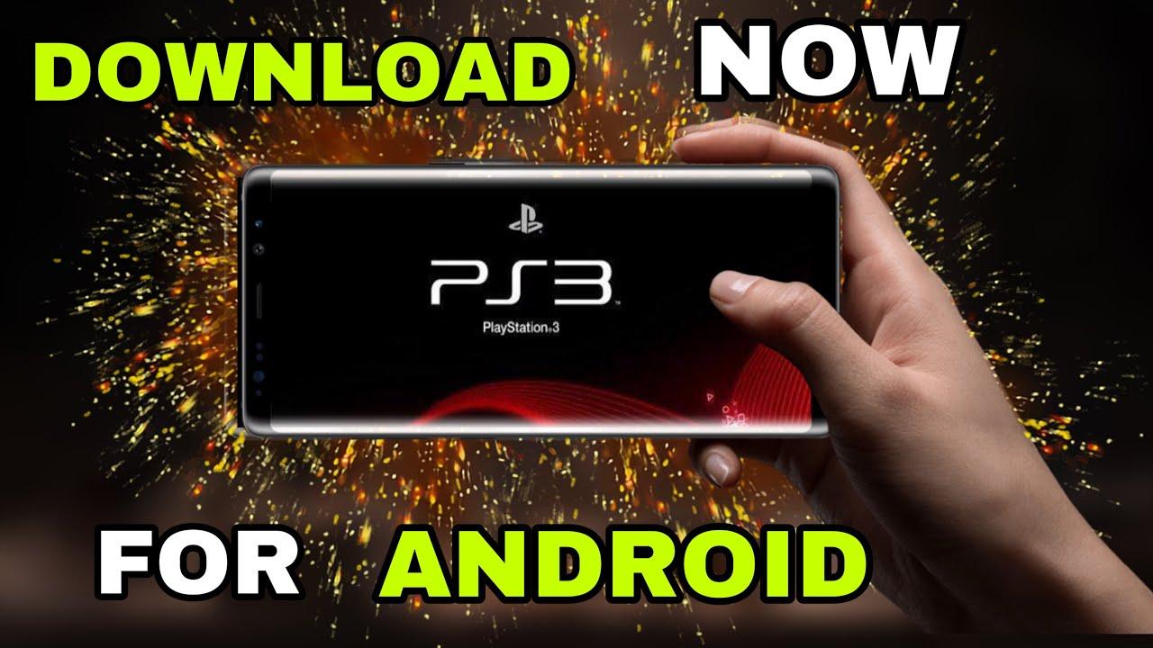 | PS3 EMULATOR APK FOR ANDROID | PLAY GTAV ONLINE/OFFLINE |