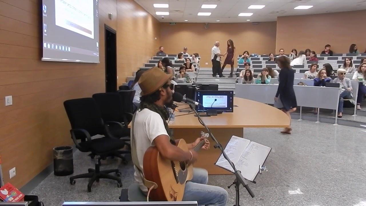 IL GATTO E LA VOLPE - Edwin One Man Band - MI UniBicocca - 2015
