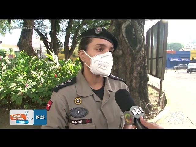Polícia e corpo de bombeiros desativam 70 fogueiras na Paraíba -Tambaú da Gente Noite