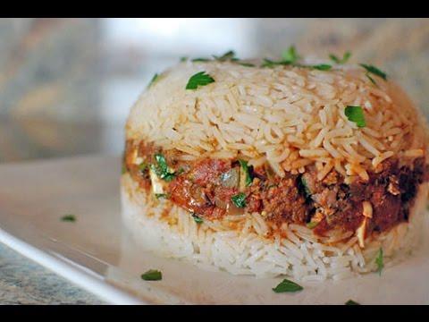 Arroz Tapado, receta Peruana, fácil y rápida (Peruvian Dish ...