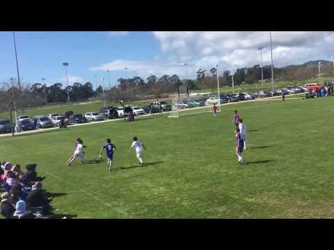 VC Fusion vs. Santa Barbara Soccer Club 03-05-2017 1st Half