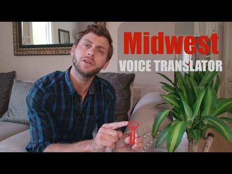 J.R. - Check out the new Midwest Translator a Useful Tool this Holiday Season