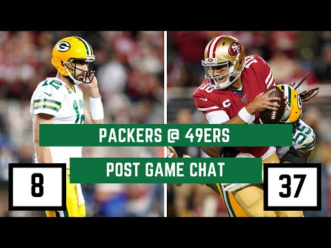 Packers Vs. San Francisco 49ers Week 12 | PackersNews Postgame Chat