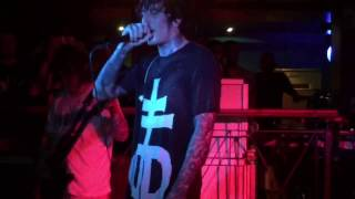 Bring Me The Horizon - Pray For Plagues (Live, Underworld 2014)