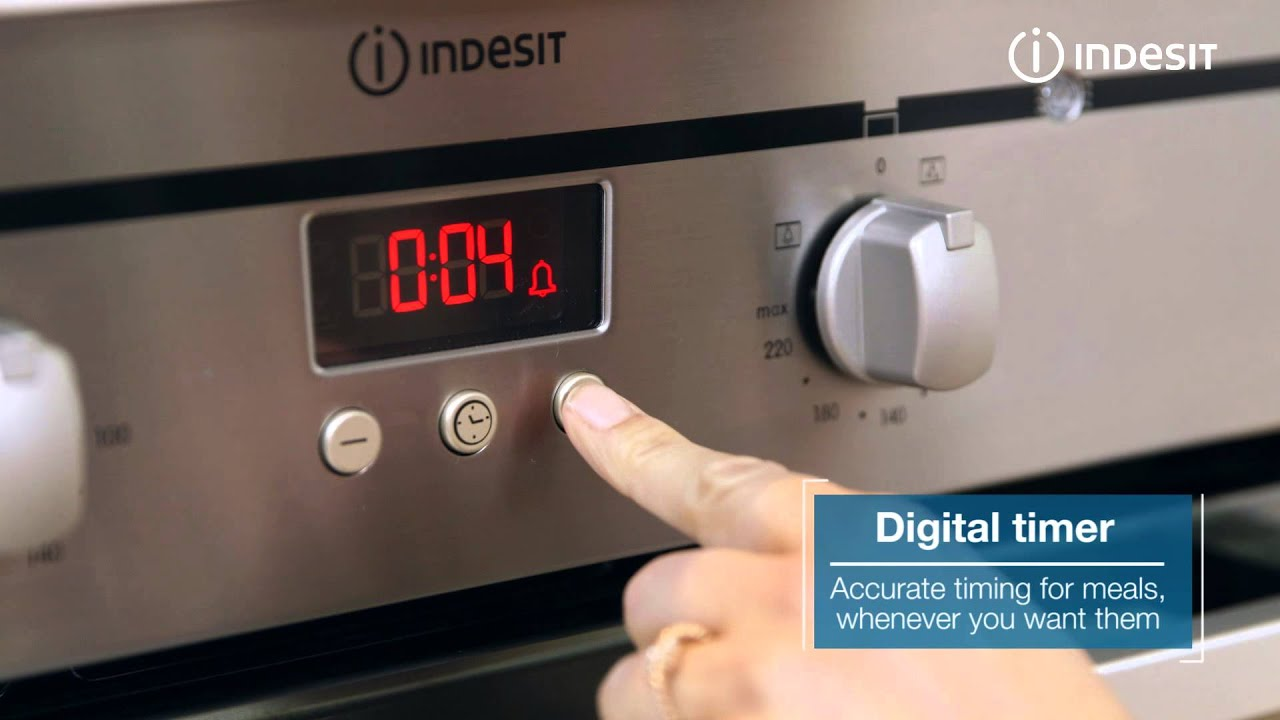 Indesit BuiltUnder Double Oven FIMU23IXS Oven YouTube – Indesit Electric Oven Wiring Diagram
