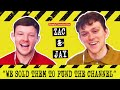 How To Win at YouTube With Your Best Mate | Zac & Jay #Chinwag At Home Ep. 37